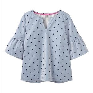 BNWT Joules Leyla top